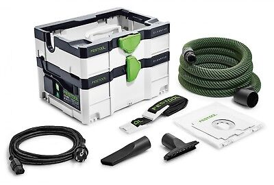 VACUUM CLEANER DUST EXTRACTOR MOBILE FESTOOL CTL SYS 584173 festo power tools