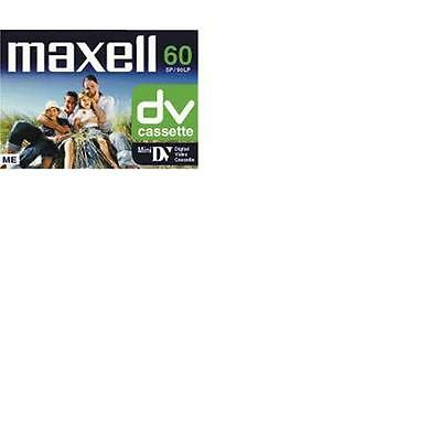 Maxell Pack 5 Cintas Mini Dvm-60 Lp90