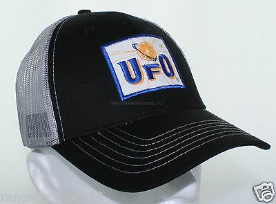 UFO Beer - Harppon Brewery White Logo Baseball, Trucker Style Cap Hat - New
