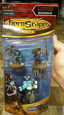 Heroscape Icewind Scourge Moltenclaw's Invasion Sealed Miniatures NM/M