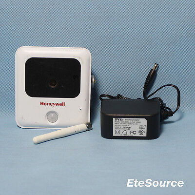 HONEYWELL IPCAM-WO Outdoor Color Video Camera TOTAL CONNECT Wireless Used