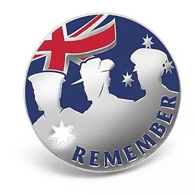 Remember Lapel Pin * Remember * their sacrifice wear in pride anytime