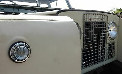 Land Rover Series 1 2 Lucas L488 Combined Indicator Sidelight Glass Lens 234215