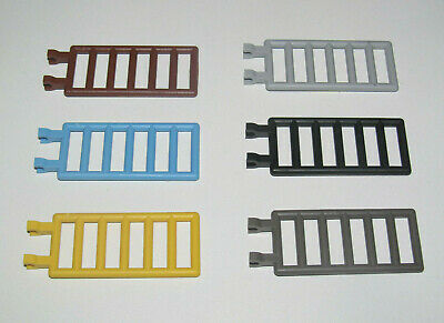 Lego ® Echelle avec Double Pince 7x3 Ladder with Clips Choose Color ref 6020