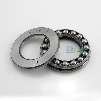 Thrust Ball Bearing 3 Part 51105 25x42x11mm Thrust Bearings 25/42/11mm