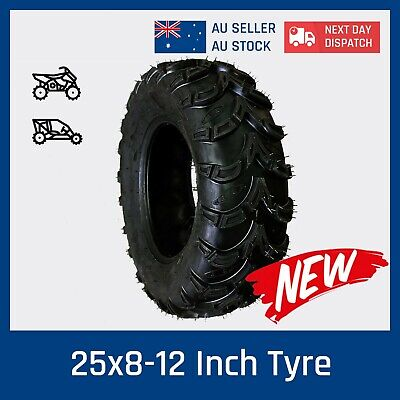 ATV UTV Quad Bike Tyres 25x8-12 for Honda TRX 500 650 Rubicon 4WD 03-06