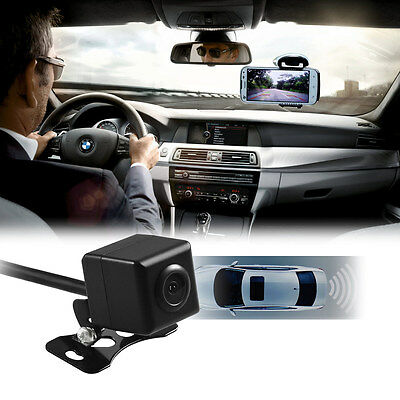 """New WIFI in Car Backup Rear View Reversing Camera 1/3"""" Cmos Cam For Andriod IOS"""