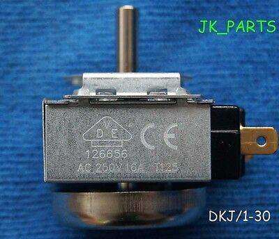 DKJ/1-30, 30 Minutes 30M Timer Switch for Electronic Microwave Oven, cooker etc.
