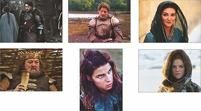 Game of Thrones Great New Postcard Set #5