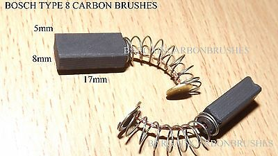 Carbon Brushes To Fit Performance Power Electric Drill 710W R06W15 B&q Diy - E4
