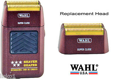 Wahl 5 - Star Series Shaver Replacement Foil   #7031-200 Gold