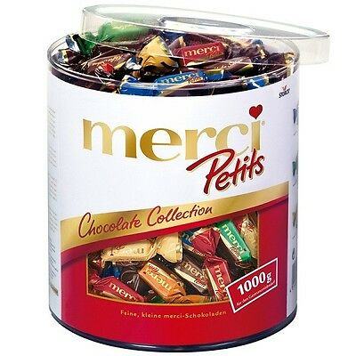 Storck Merci Petits Chocolate Collection 1 kg