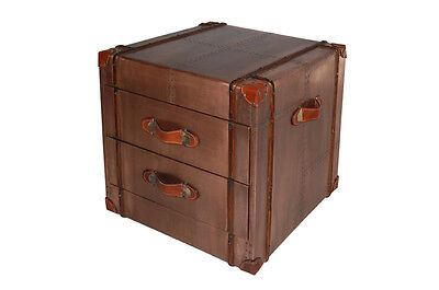 Furniture made of copper recycling dresser drawers two aircraft