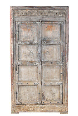 small closet waste wood shabby chic India 1920 Rajasthan Luxury Park
