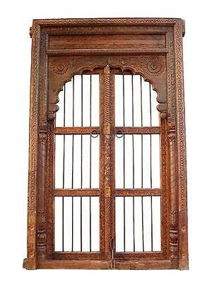 Antique 100 Jarhe old arch grille