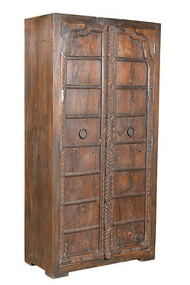 high cabinet from waste wood India Luxury Colonial Park