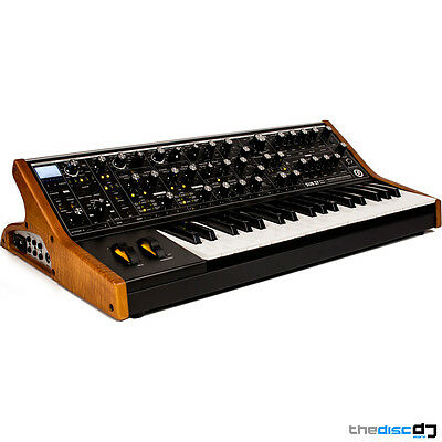 Moog Sub 37 Tribute Edition Analogue Synthesizer *Rare* Limited Edition