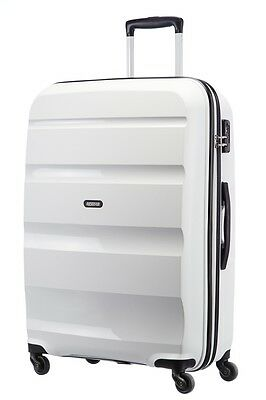 American Tourister Bon Air Large Spinner Suitcase, 77cm, White