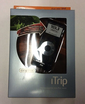 Griffin iTrip FM Transmitter for 1st Generation 1st Gen iPod Nano