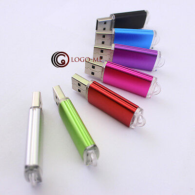 1PCS 256MB USB Flash Pen Drive Thumb Stick Key Storage Disk 8 Colors for choice