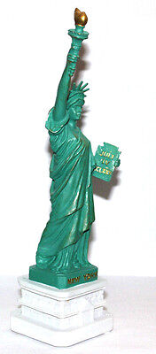 LARGE 8 inch Statue of Liberty Replica, Figurine, Statue from NYC 8  INCH TALL