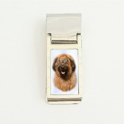 Briard Dog Money Clip RMCBRIARD-1 by paws2print