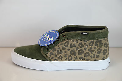 3a5a7b49020ccc VANS CHUKKA BOOT CA Leopard Camo Grape Leaf 8-12 supreme 1 -  60.00 ...