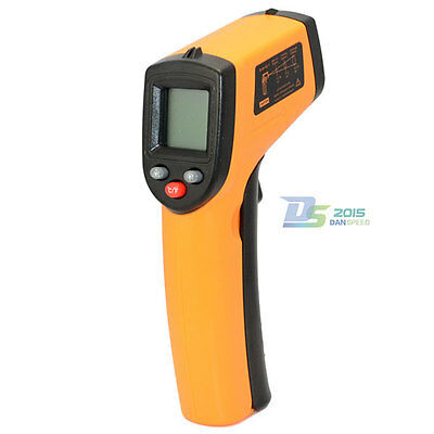 New Non-contact IR Laser Temperature Gun Infrared Digital Thermometer Handheld