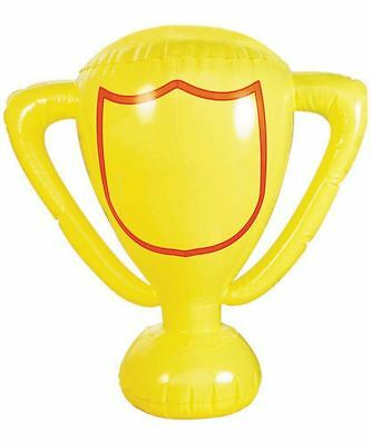 Giant Inflatable Trophy Fun Personalised Novelty Party Gift