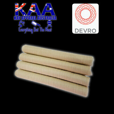 DEVRO Pack Of 4 Thin Collagen Sausage Casings 23mm  Butcher/Home Butchers/Hunter
