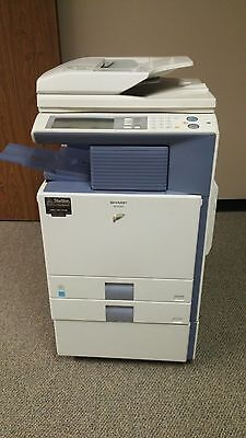 Sharp MX-2300n Color Copier Printer Scanner Fax, Only 34,000 pages