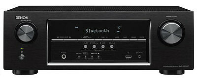Denon AVR-S510BT 5.2 Channel AV Receiver with 4K Capability and Bluetooth