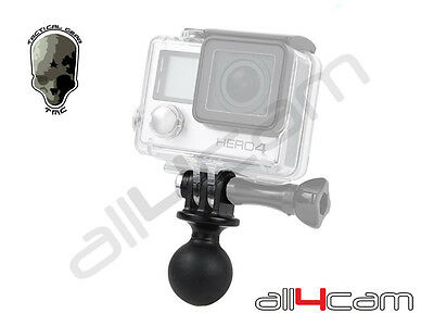 """TMC 1"""" Ball Adapter fits GoPro Diving Arm Mount 