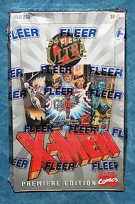 1994 Fleer Ultra X-Men Premiere Edition Trading Card Box