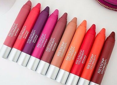 Revlon ColorBurst Matte Balm  ~ Choose from 14 Beautiful Colors!