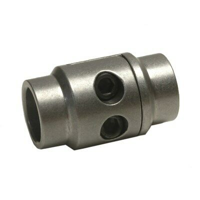Tube Connector Bung for 1.5 Inch OD Tube With .120 Inch Wall Thickness, Flat