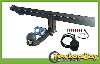 Towbar for Volkswagen T4 Transporter 1990-1996 - Swan Neck Tow Bar