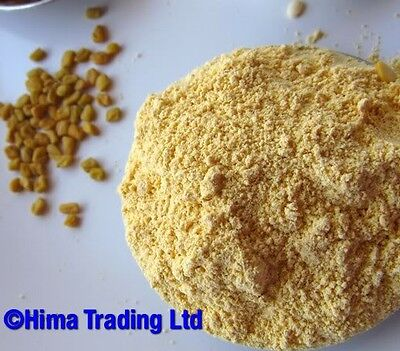 100g FENUGREEK POWDER (METHI POWDER) - GRADE A PREMIUM QUALITY SEASONING!