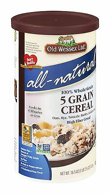 Old Wessex 5 Grain Cereal - 18.5 OZ (Pack 12)