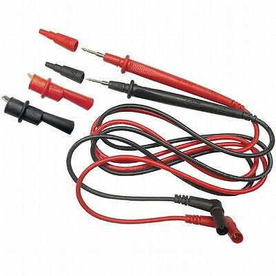 Klein Tool Replacement Multimeter Test Lead Set 21661
