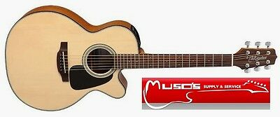 Takamine GX18CE-NS Small Body 3/4 Steel Str Acoustic/Electric Guitar $699
