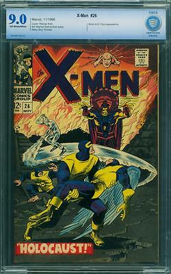 X-Men 26 Cbcs 9.0 - Ow/w Pages