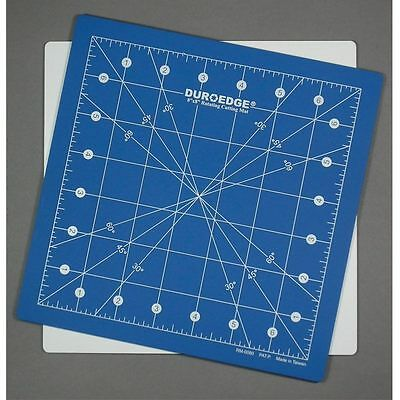 Self Healing Rotating Cutting Mat 8 x 8 inch. For Use With Rotary Cutters