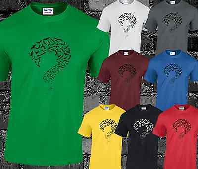 The Riddler Mens T Shirt Big Bang Theory Sheldon Cooper Geek Nerd Bazinga