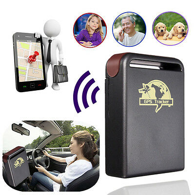 Mini Realtime GPS Tracker Spy Vihicle Car Tracking Device System TK102-2
