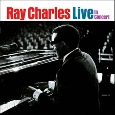 AP | Ray Charles - Live In Concert 200g LP NEU