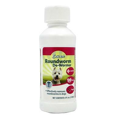 8 in 1 Excel Dewormer Liquid 4oz For Dog Direct from Manufacture Free Shipping