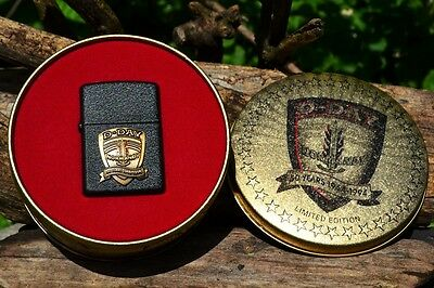 Zippo Lighter - D-Day - Normandy 50th Anniversary 1944 -1994 - Limited Edition