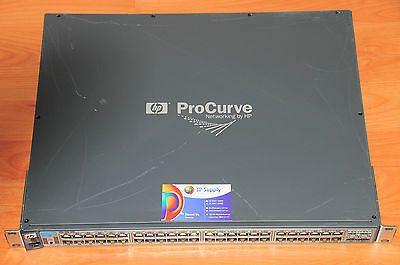 HP ProCurve J9148A 2910-al -48G PoE+ Ethernet Switch 6MthWty TaxInv