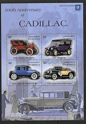 Dominica Sgms3325 2003  Cadillac  Mnh